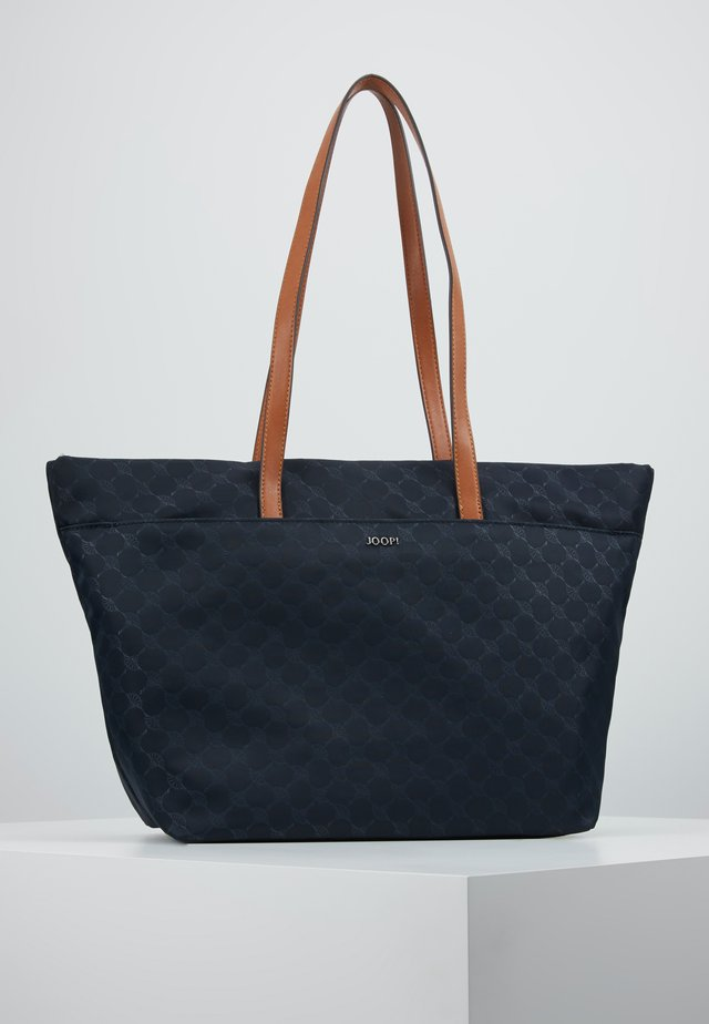HELENA  - Shopping bag - nightblue