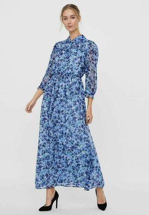 Maxi dress - dazzling blue