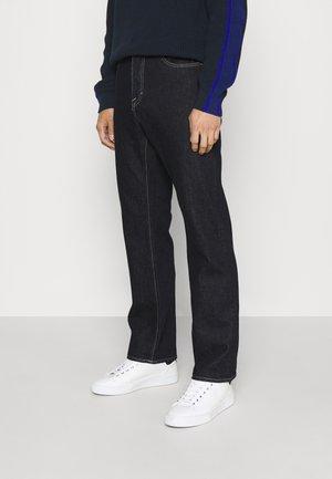 SLINGER - Straight leg jeans - midnight blue