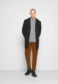 Nominal - OVERCOAT - Classic coat - black - 1