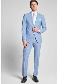 JOOP! - BLAYR - Suit trousers - hellblau meliert - 1