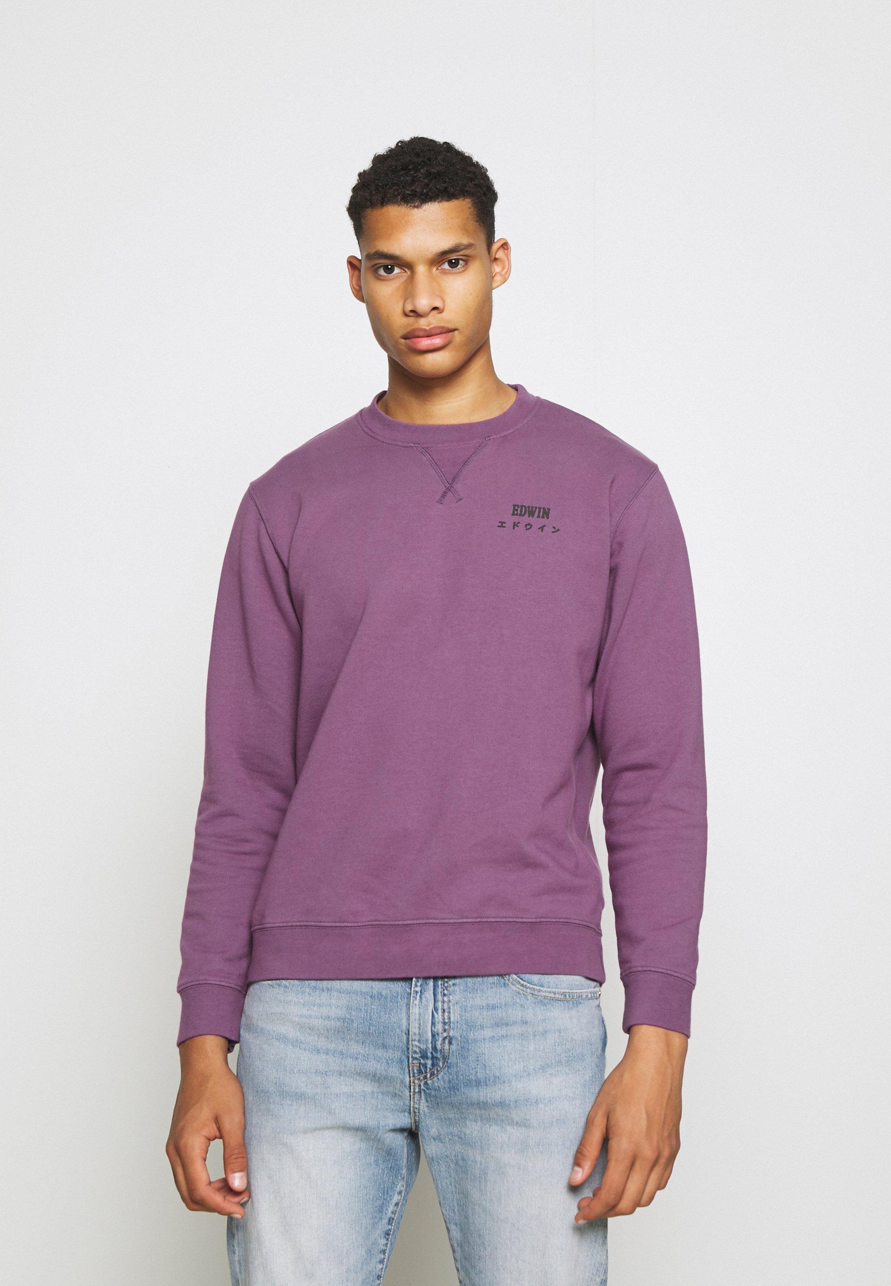 Homme BASE CREW - Sweatshirt