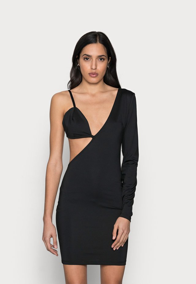 SAGE DRESS - Strandaccessoire - black caviar