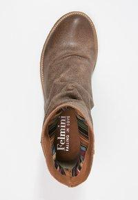 Felmini - CLASH - Classic ankle boots - camel - 1