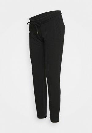 MLMAIJA PANTS - Tracksuit bottoms - black