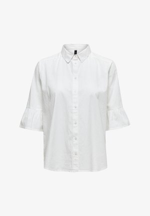 RAMIS  - Button-down blouse - white