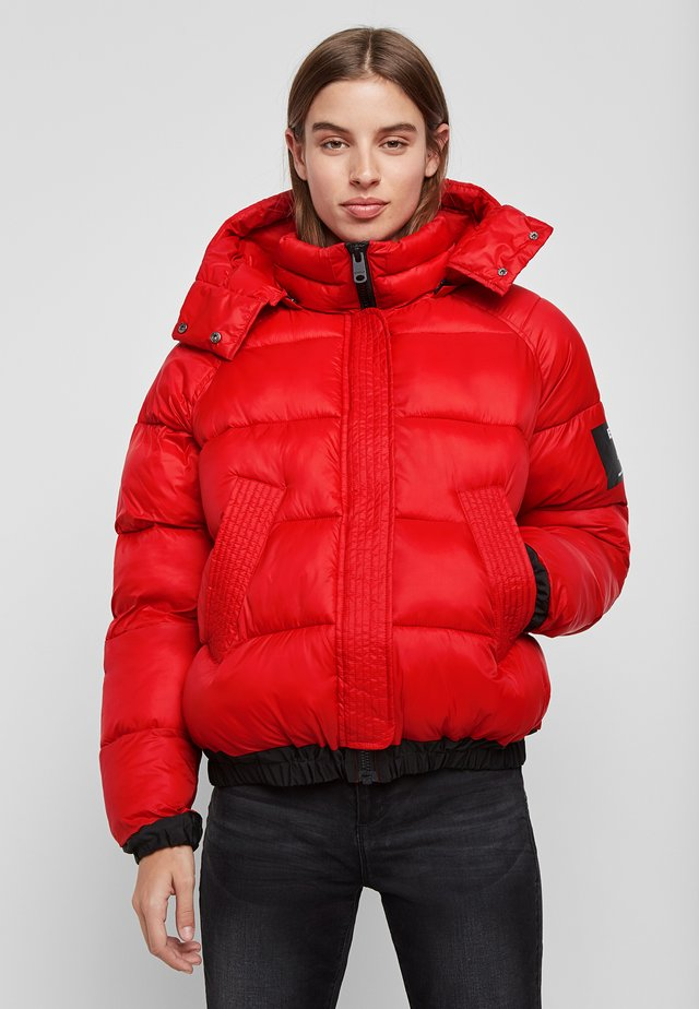 BY ECOALF - Winter jacket - red