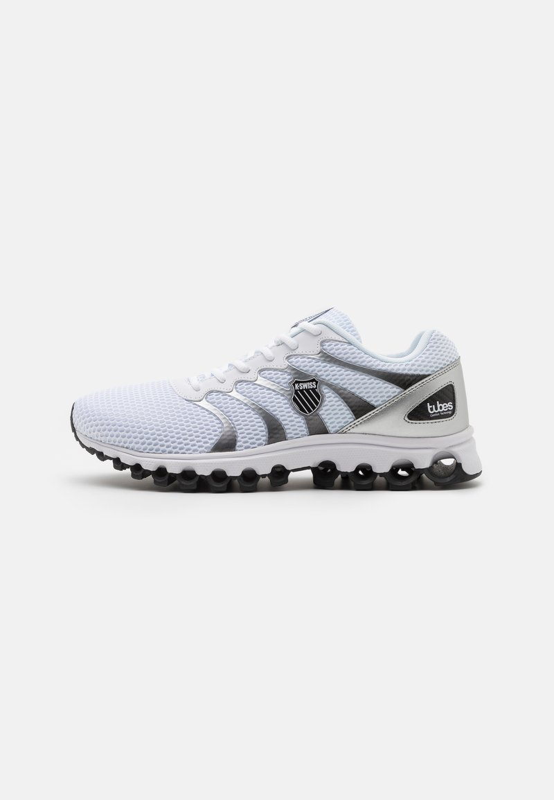 K-SWISS - TUBES SCORCH - Trainers - white/black/silver