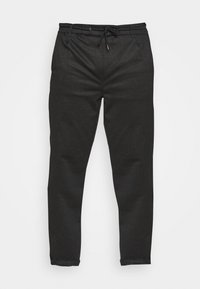 INDICODE JEANS - EBERLEIN WITH ROLL UP CHECK - Trousers - cayman grey - 4