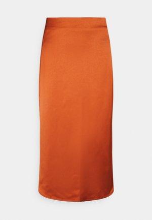 ONLMAYRA LONG SKIRT - Pencil skirt - arabian spice