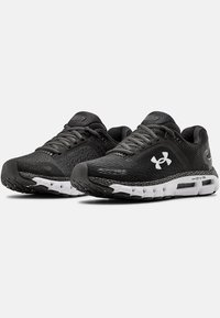 Under Armour - UA W HOVR INFINITE  - Neutral running shoes - black - 2