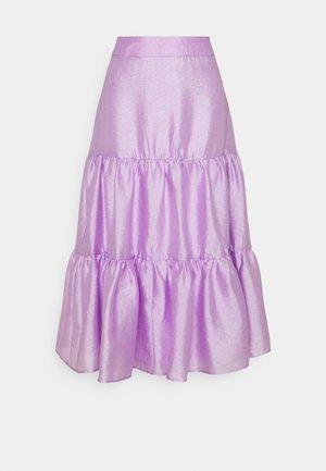 LOLITA SKIRT - A-line skirt - light purple