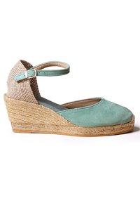 Toni Pons - LLORET - Zapatos de plataforma - mint - 2