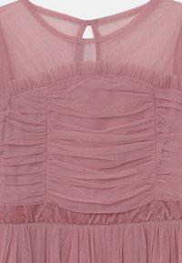 Anaya with love - LONG SLEEVE RUFFLE DRESS - Cocktail dress / Party dress - aurora pink - 2
