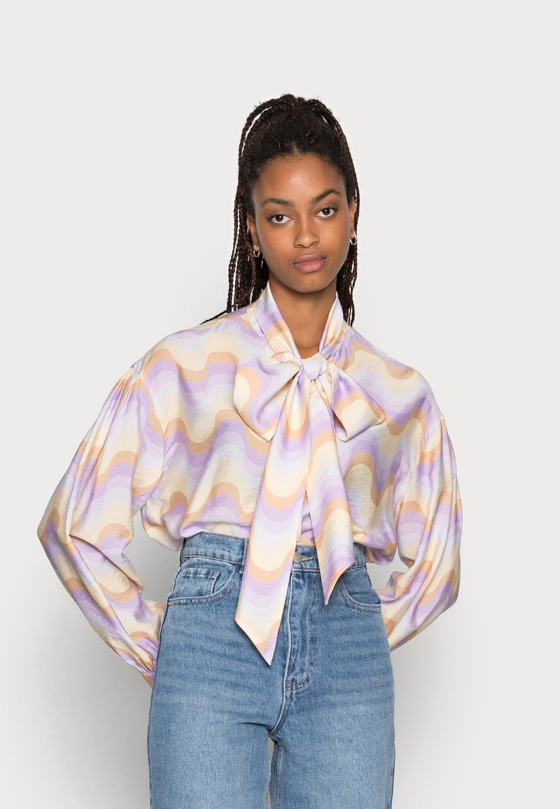 EDITED - PATRICIA BLOUSE - Blouse - lilac