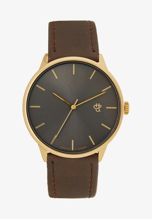 KHORSHID - Watch - gold metal coloured