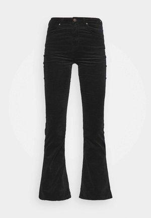 BREESE - Trousers - black