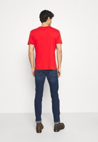 Napapijri - SALIS - Basic T-shirt - orange clay - 2