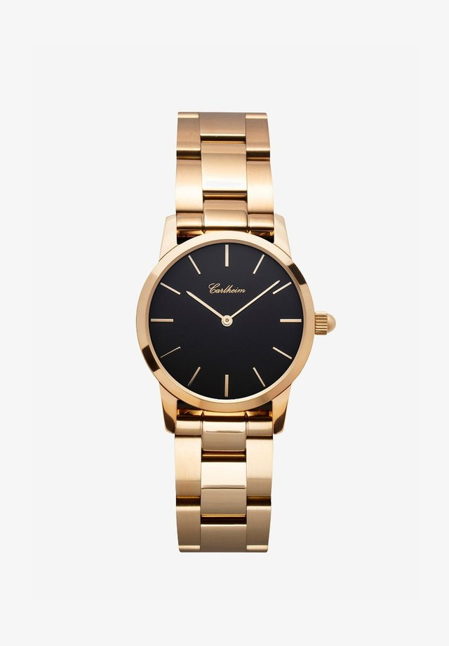 SOFIA 30MM - Ure - rose gold-black