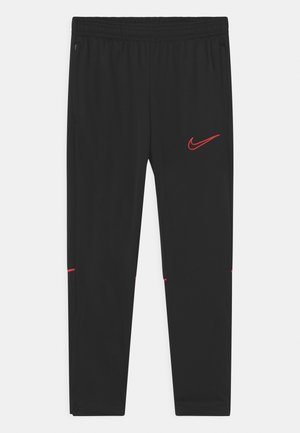 ACADEMY 21 PANT UNISEX - Tracksuit bottoms - black/siren red