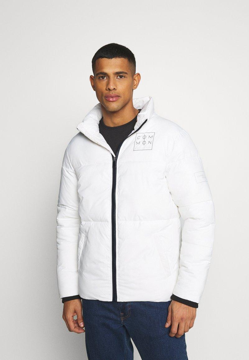 Common Kollectiv - JACKET UNISEX  - Winter jacket - off white