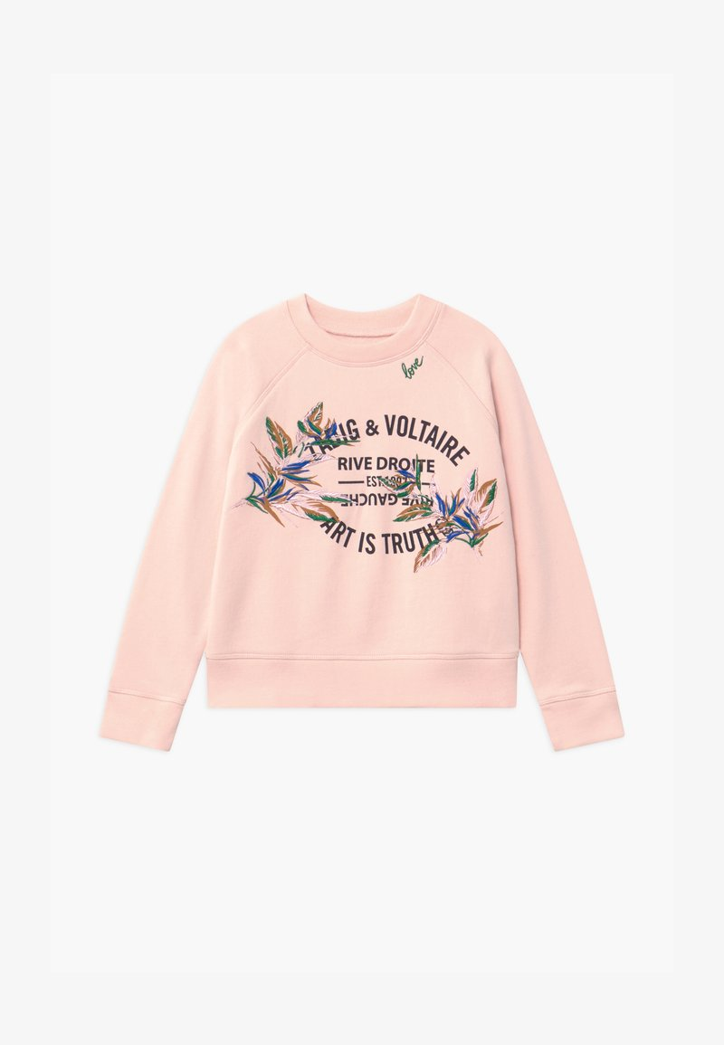 Zadig & Voltaire - Sweatshirt - pale pink