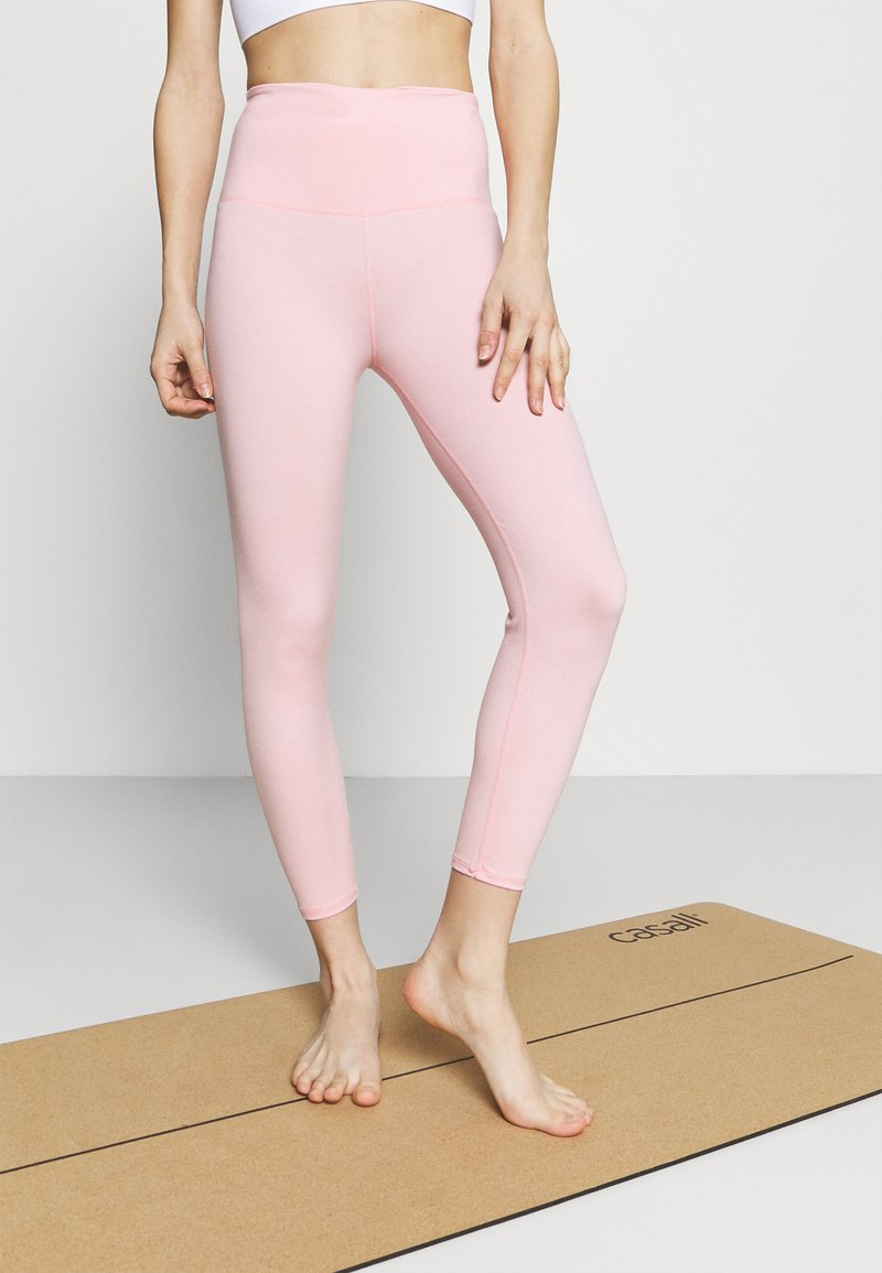Cotton On Body - ACTIVE HIGH WAIST CORE 7/8 - Tights - fairy tale