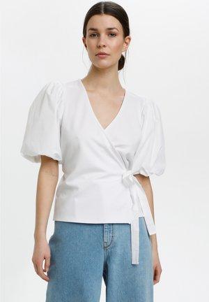 NEMAGZ  - Pusero - bright white