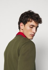 Polo Ralph Lauren - DOUBLE TECH - Long sleeved top - company olive - 4