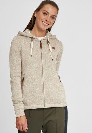 THORY - Fleece jacket - dune