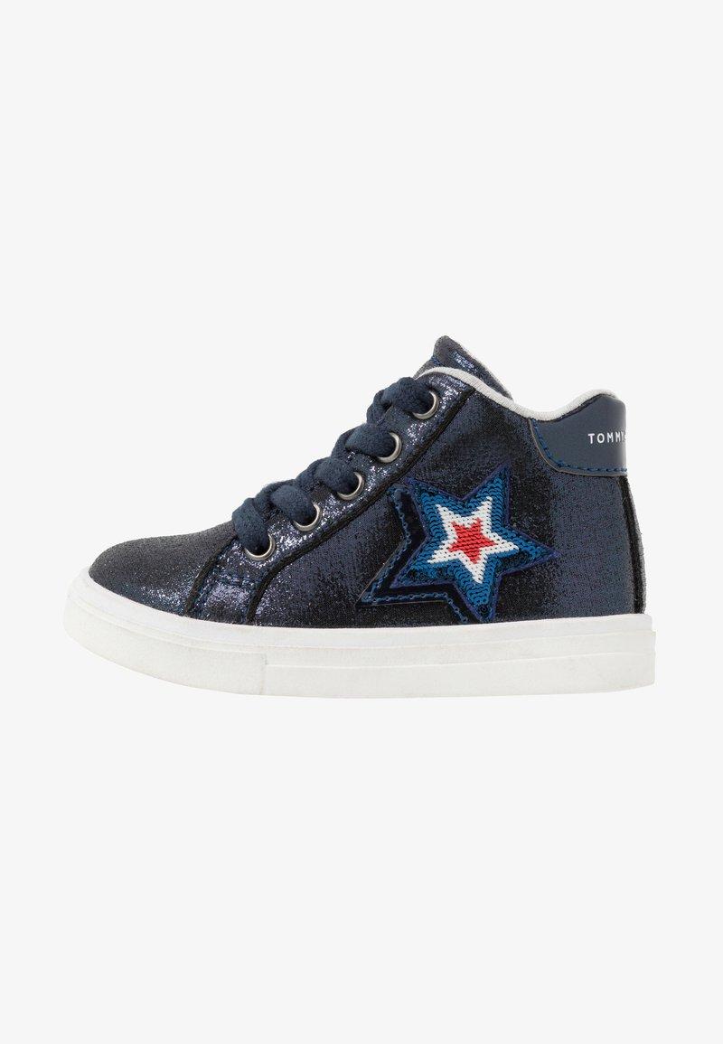 Tommy Hilfiger - Zapatillas altas - blue