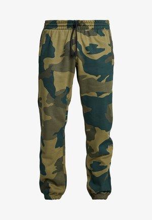 CAMO TREFOIL GRAPHIC SPORT PANTS - Tracksuit bottoms - multicolor