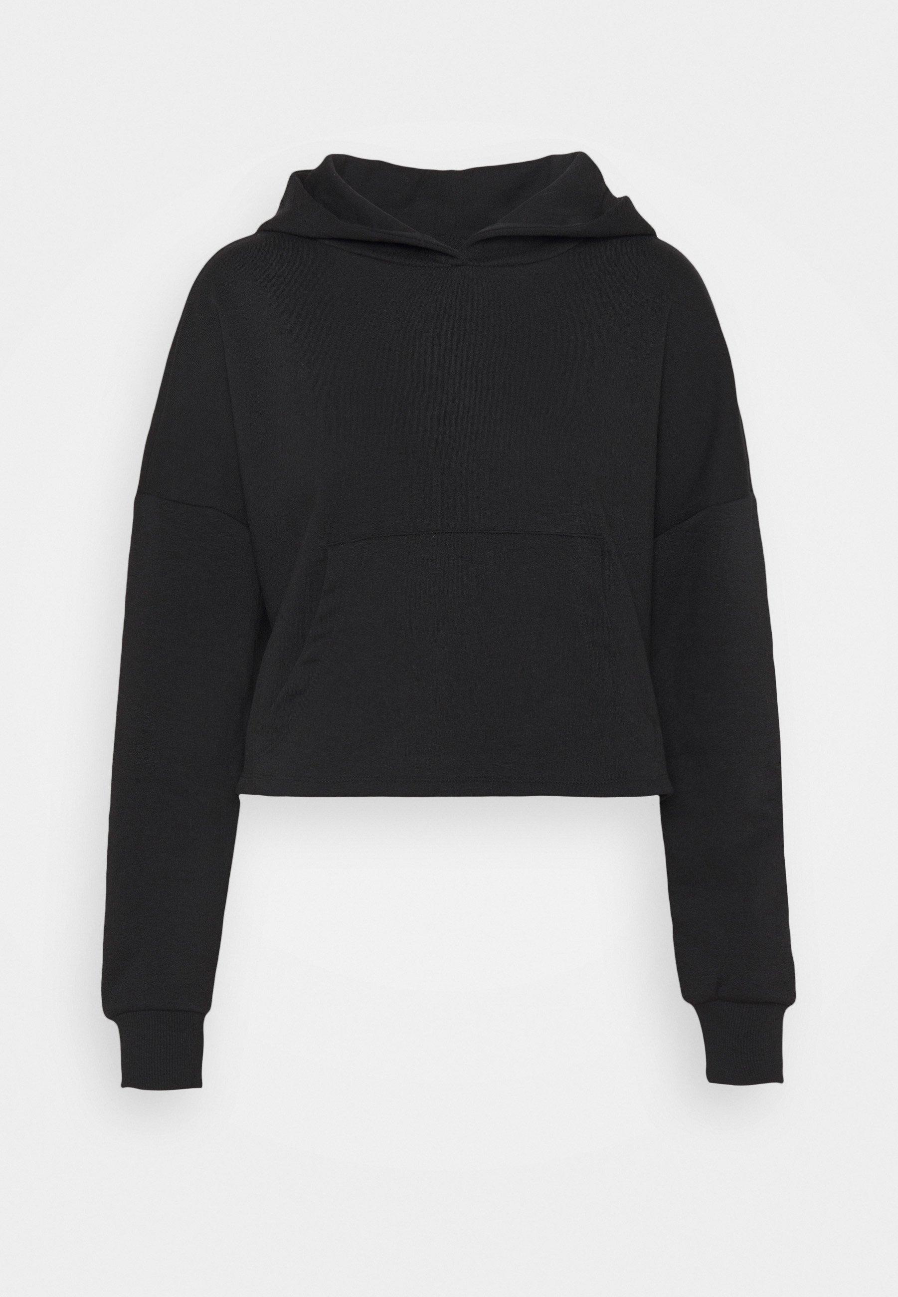 Women ONYFAVE LIFE CROPPED HOOD - Sweatshirt