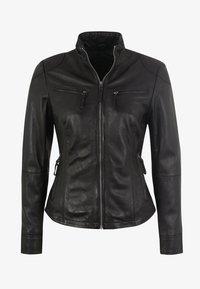 7eleven - EVIANA - Leather jacket - black - 3