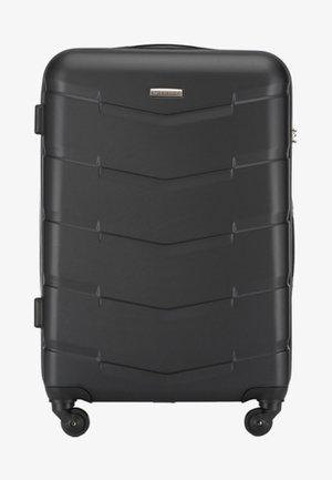TRAVEL - Wheeled suitcase - black