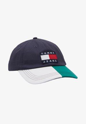HERITAGE CAP - Cap - blue
