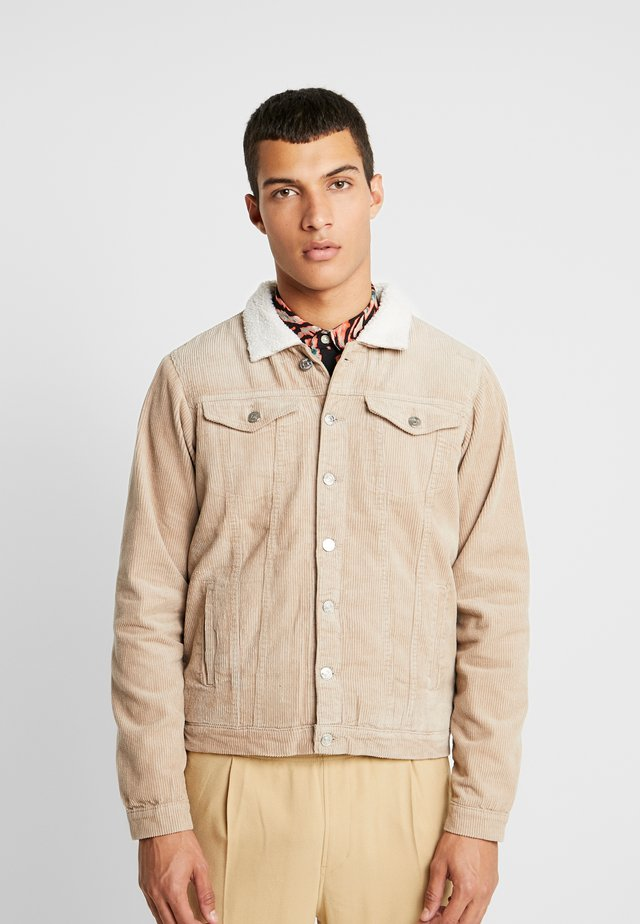 ROLF - Light jacket - brown