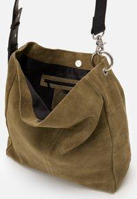 Topshop - LENA - Shopping bag - khaki - 2