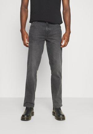 TEXAS - Jeans straight leg - black ace
