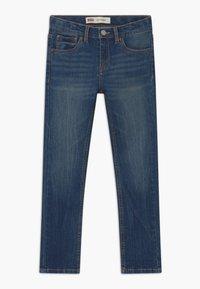 Levi's® - 510 SKINNY FIT COZY - Jeans Skinny Fit - blue denim - 0