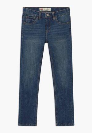 510 SKINNY FIT COZY - Jeans Skinny - blue denim