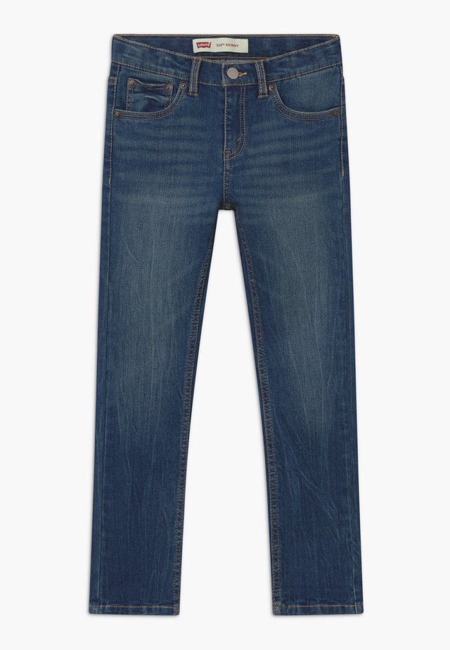510 SKINNY FIT COZY - Vaqueros pitillo - blue denim