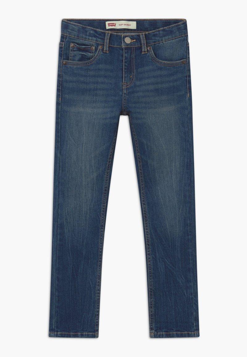 Levi's® - 510 SKINNY FIT COZY - Jeans Skinny Fit - blue denim