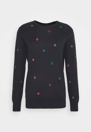 CREWNECK  - Jumper - dark blue