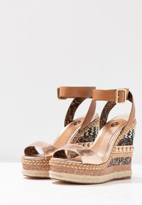 River Island - High heeled sandals - brown - 4