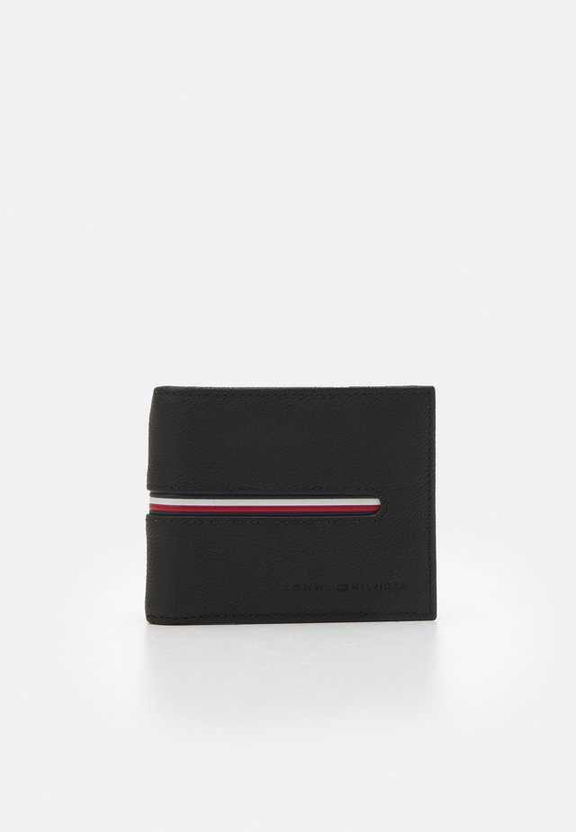 DOWNTOWN MINI CC WALLET CLIP - Peněženka - black