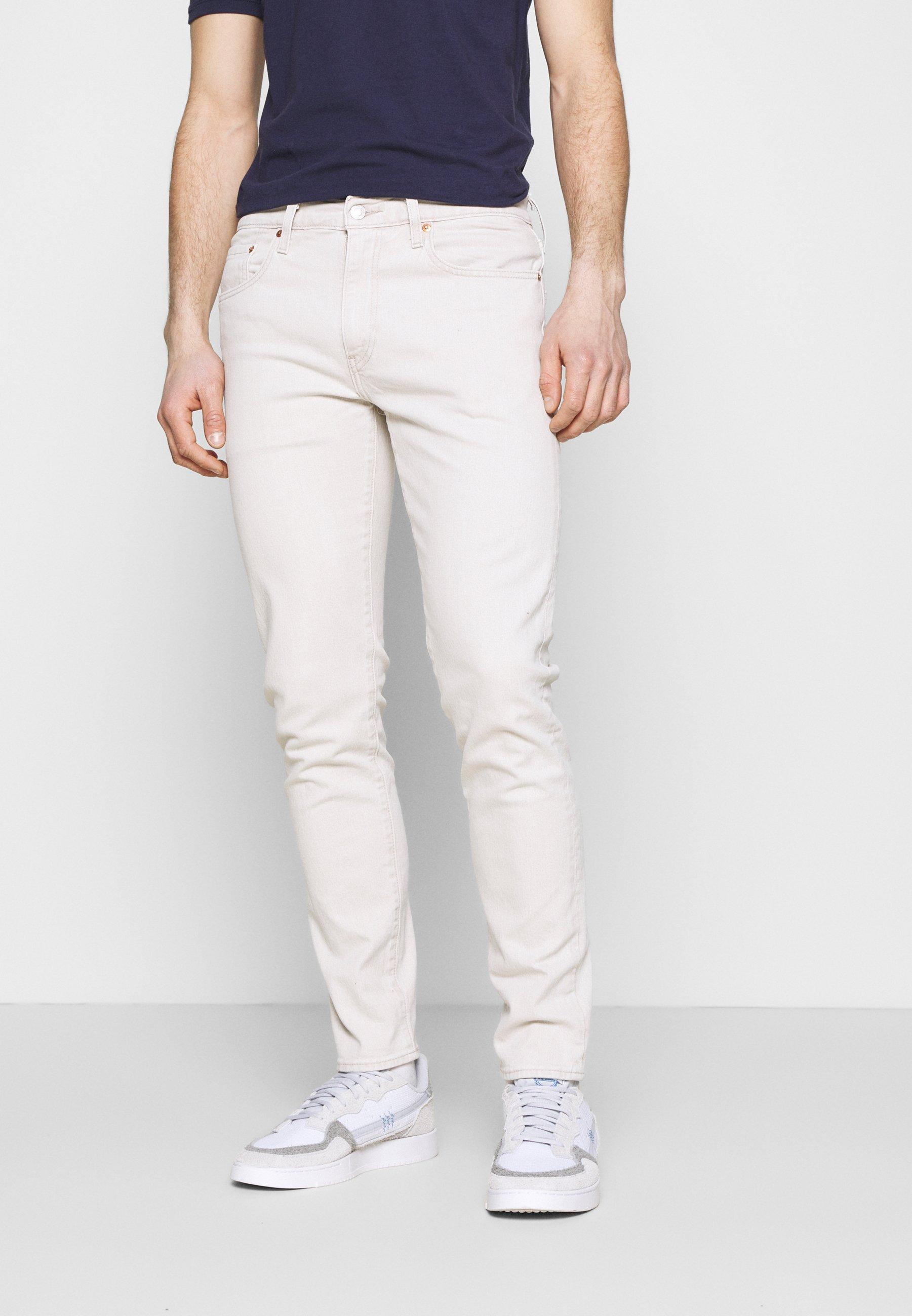 Uomo 512™ SLIM TAPER - Jeans slim fit - pumice stone