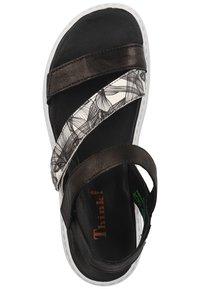 Think! - Walking sandals - sz/kombi 0000 - 1