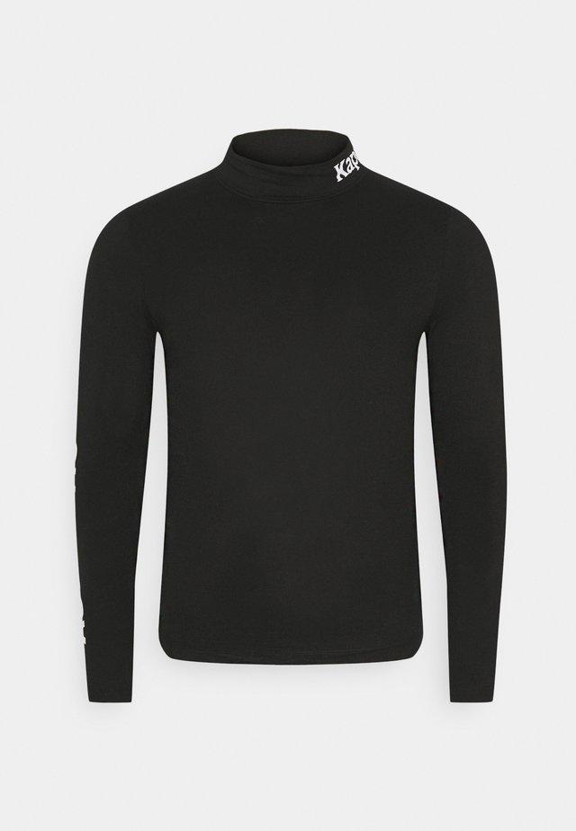 HAGEN - T-shirt à manches longues - caviar