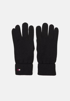 ESSENTIAL GLOVES - Gloves - black